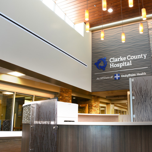 Clarke County Hospital