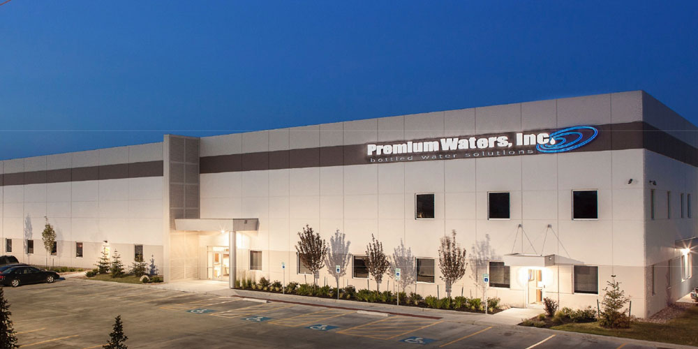 Premium Waters, Inc. Plant