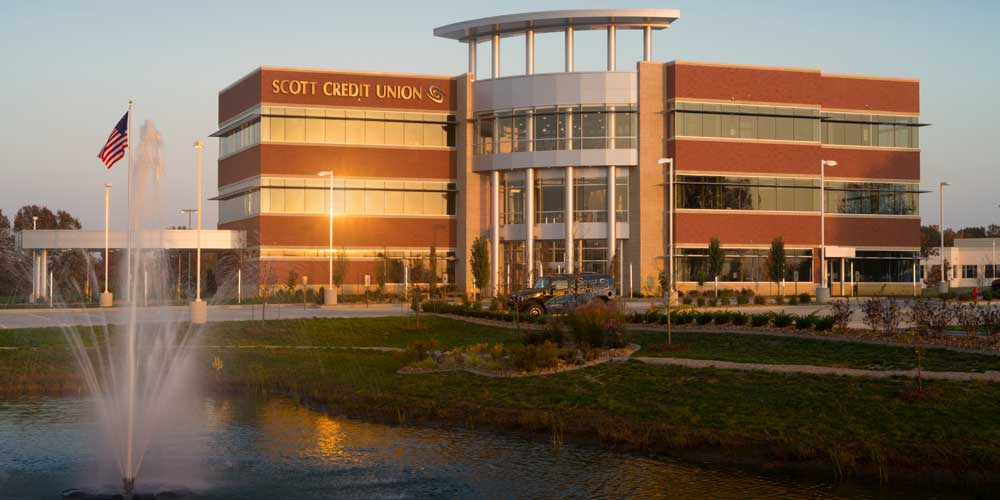 Scott Credit Union Corporate Headquarters